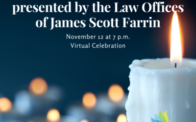 Protected: Celebration of Hope and Life presented by the Law Offices of James Scott Farrin