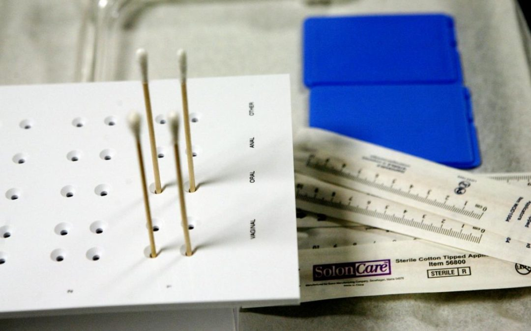 DNA and Rape Kit Evidence