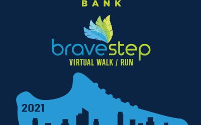Brave Step Virtual Walk/Run presented by Uwharrie Bank